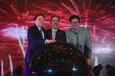第23届亚洲乒乓球锦标赛在锡开幕