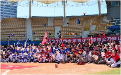 2018年全国青少年棒球公开赛U12组(江苏赛区)在锡闭幕