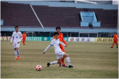 2018年青少年冠军杯赛(男子U-14组)在无锡体育中心举行